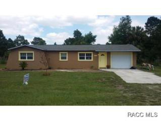 8620 N San Filippo Loop  , Crystal River, FL 34428 (MLS #718852) :: Plantation Realty Inc.