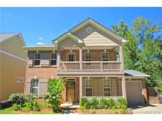 2821  Fort Street  , Charlotte, NC 28205 (#3027609) :: The Rock Group