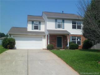 1420  Clooney Lane  55, Charlotte, NC 28262 (#3029980) :: Leigh Brown and Associates with RE/MAX Executive Realty