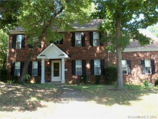 2425  Katherine Kiker Road  60, Charlotte, NC 28213 (#3032950) :: The Rock Group