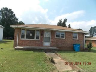 1405  Standish Street  , Salisbury, NC 28144 (#3036521) :: The Rock Group