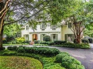 3419  Seward Place  , Charlotte, NC 28211 (#3036762) :: MartinGroup Properties