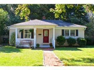 1316  Meadow Lane  , Charlotte, NC 28205 (#3039055) :: Puma & Associates Realty Inc.
