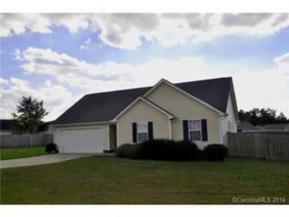 1221  Grace Court  , Oakboro, NC 28129 (#3043289) :: MartinGroup Properties