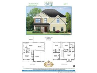 Lot 7  Charles Farm Drive  , Cleveland, NC 27013 (#3048274) :: The Stephen Cooley Team
