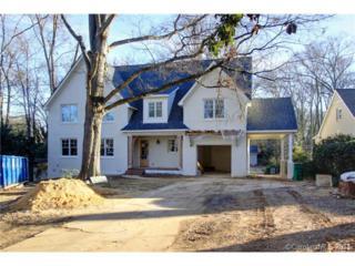2719  Wintergreen Drive  , Charlotte, NC 28211 (#3051636) :: Puma & Associates Realty Inc.