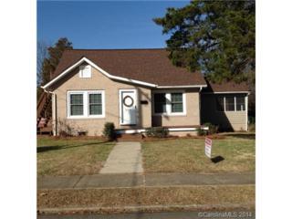 306 W 2nd Street  , Cherryville, NC 28021 (#3053065) :: Charlotte Area Homes Online