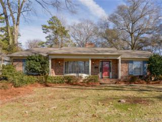 5431  Park Road  , Charlotte, NC 28209 (#3060671) :: Charlotte Area Homes Online