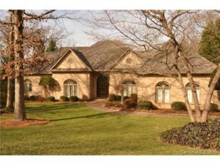 4124  Old Course Drive  , Charlotte, NC 28277 (#3065275) :: Pridemore Properties