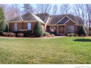 6343  Robin Hollow Drive  , Mint Hill, NC 28227 (#3070373) :: Pridemore Properties