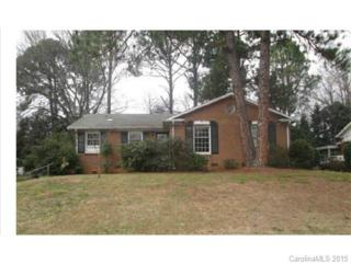 1332  Grovewood Drive  , Charlotte, NC 28208 (#3071324) :: Leigh Brown and Associates with RE/MAX Executive Realty