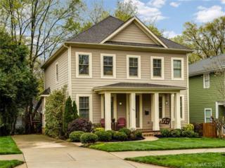 505  Mcdonald Avenue  , Charlotte, NC 28203 (#3074246) :: Pridemore Properties