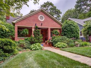 2506  5th Street E , Charlotte, NC 28204 (#3097826) :: Lodestone Real Estate