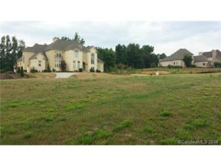 Lot 10  Stone Ridge Court  , Kannapolis, NC 28081 (#3006857) :: Team Honeycutt