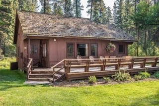 13375 SW Forest Service Rd. #1419  Sh. B, Camp Sherman, OR 97730 (MLS #201409138) :: Fred Real Estate Group of Central Oregon