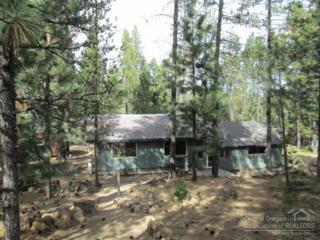 16860  Jacinto Road  , Bend, OR 97707 (MLS #201503247) :: Fred Real Estate Group of Central Oregon