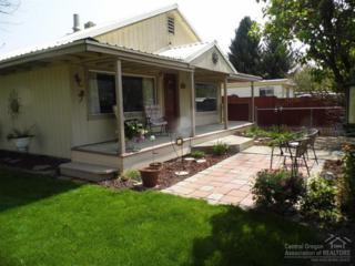 400  Cottonwood St  , Mt Vernon, OR 97865 (MLS #201504762) :: Birtola Garmyn High Desert Realty