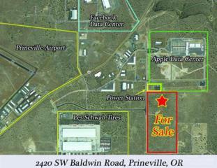 2420 SW Baldwin Road  , Prineville, OR 97754 (MLS #201504842) :: Birtola Garmyn High Desert Realty