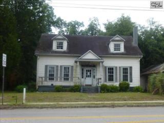 1110  Bridge Street  , St.Matthews, SC 29135 (MLS #358430) :: Exit Real Estate Consultants