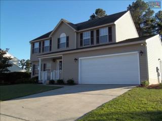 204  Ridgehill Drive  , Lexington, SC 29073 (MLS #364386) :: Exit Real Estate Consultants