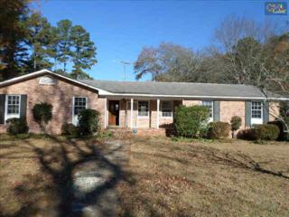 2129  Mary Hill Drive  , Columbia, SC 29210 (MLS #367333) :: Exit Real Estate Consultants
