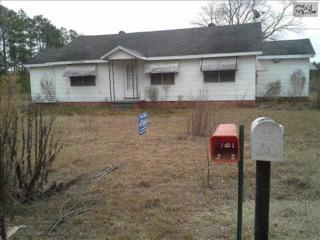 1377  Oscar Bradley Road  , Kershaw, SC 29067 (MLS #369776) :: Exit Real Estate Consultants