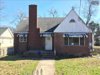 328  Kershaw Street  , Aiken, SC 29801 (MLS #369800) :: Exit Real Estate Consultants