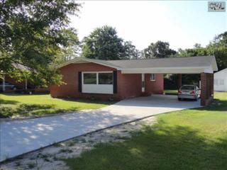 2809  Kirkwood Drive  , West Columbia, SC 29170 (MLS #369923) :: Exit Real Estate Consultants