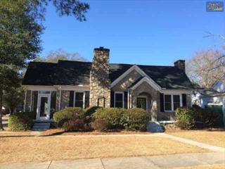 221 S Woodrow Street  , Columbia, SC 29205 (MLS #370170) :: Exit Real Estate Consultants