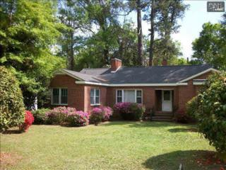 605  Kirkwood Circle  , Camden, SC 29020 (MLS #372183) :: Exit Real Estate Consultants