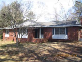 536  Saluda Avenue  , Batesburg, SC 29006 (MLS #374161) :: Exit Real Estate Consultants