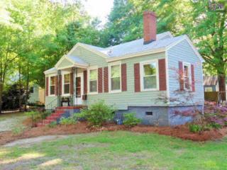 601  Hemphill Street  , Columbia, SC 29205 (MLS #376287) :: Exit Real Estate Consultants