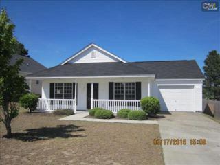 263  Legend Oaks Drive  , Columbia, SC 29229 (MLS #378079) :: Exit Real Estate Consultants