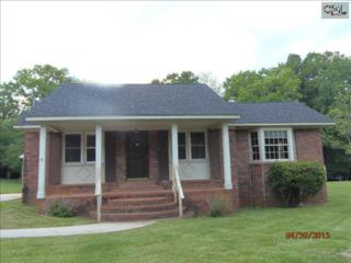 414  Hudson Street  , Winnsboro, SC 29180 (MLS #376669) :: Exit Real Estate Consultants