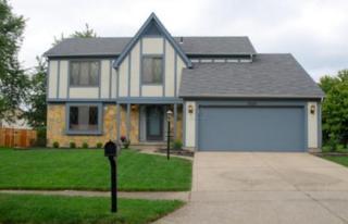 7929  Chetenham Drive  , Westerville, OH 43081 (MLS #215002090) :: Casey & Associates Real Estate