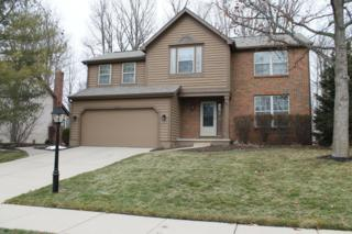 272  Tree Haven Avenue S , Powell, OH 43065 (MLS #215003809) :: Cutler Real Estate