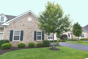 7664  Wensley Lane  , Westerville, OH 43082 (MLS #215002809) :: The Raines Group
