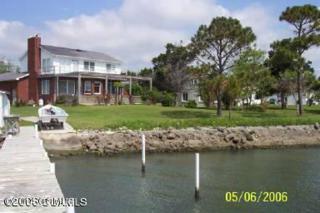 203  Brown St  , Marshallberg, NC 28553 (MLS #14-4156) :: Star Team Real Estate