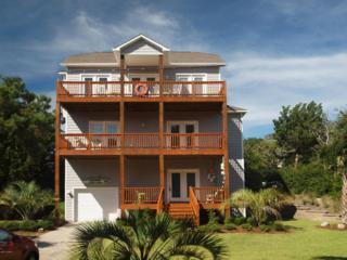 5801  Landing Drive E , Emerald Isle, NC 28594 (MLS #14-4186) :: Star Team Real Estate