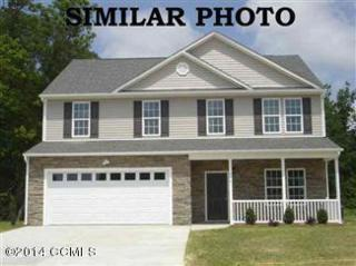 505  Esquire Drive  , Richlands, NC 28574 (MLS #14-5115) :: Star Team Real Estate