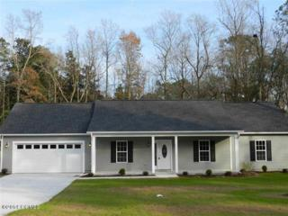 131  Fire Tower Rd  , Richlands, NC 28574 (MLS #14-5707) :: Star Team Real Estate