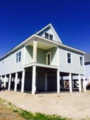 112  Bogue Blvd E , Atlantic Beach, NC 28512 (MLS #15-1440) :: Bluewater Real Estate