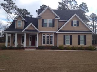 103  Break Water Drive  , Newport, NC 28570 (MLS #15-908) :: Star Team Real Estate