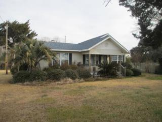 761  Island Rd  , Harkers Island, NC 28531 (MLS #15-941) :: Bluewater Real Estate
