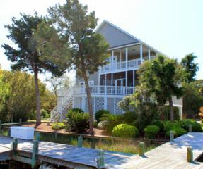 108  Sea Isle North Drive  & Boat Slip #2, Indian Beach, NC 28575 (MLS #13-2089) :: Star Team Real Estate