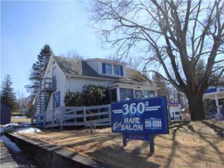 512  Norwich Road  , Plainfield, CT 06374 (MLS #E10011351) :: Carrington Real Estate Services
