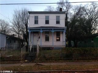 1117 N 35th Street  , Richmond, VA 23223 (MLS #1401526) :: Exit First Realty