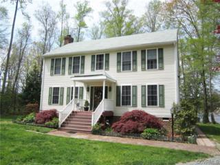 3906  Homestead Road  , New Kent, VA 23089 (MLS #1411803) :: Exit First Realty