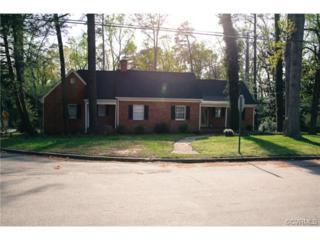 2032  Matoax Avenue  , Petersburg, VA 23805 (MLS #1413712) :: Exit First Realty