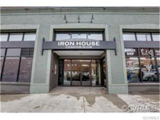 1333 W Broad Street  414, Richmond, VA 23220 (MLS #1415204) :: Exit First Realty